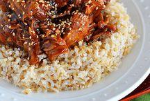Food - Main Dishes-crockpot / by Brook Gray
