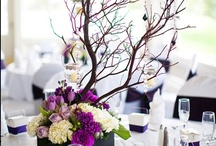 Floral Arrangements and Table Tops / by Rach