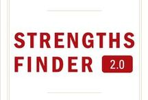 Strengthsfinder / StrengthsFinder allows you to discover and make the most of your innate talents and skills. Discover your Top 5 strengths at www.gallupstrengthscenter.com and then pin your Top 5. / by Adelina Vazquez