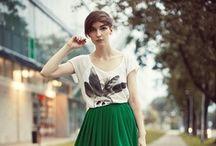 Style Inspiration / by Caroline Niziol