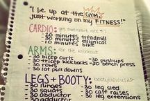 Misc. Workouts :) / by Brittany Roen