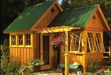 Tiny Homes, Sheds, etc. / by Curt Dalaba