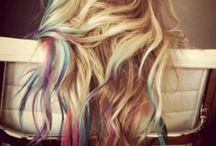 Hair / by Caitlin Williams
