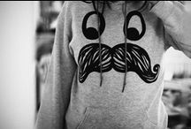 Mustache Stuff / by Caitlin Williams