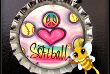 Softball Love / by Sports Katz