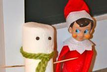 Elf on a Shelf / by Jill Stringfellow-Oliver
