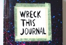 Wreck This Journal / by Caitlin Williams
