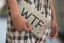 PURSES / The coolest bags in town. / by Très Awesome