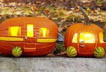 I ♥ pumpkins / All about pumpkins - recipes, crafts, art, photographs. I ♥ pumpkins! / by Kelly Serrian