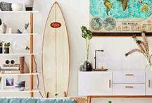 Home Decor Ideas / by Erin Savastio