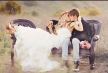 Wedding Inspiration! / Weddings / by Leona Wilcox