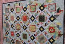 All Things Quilted / by Dawna Doiel