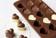 I ♥ Moulds / molds for baking, making truffles, ice pops, egg molds etc. / by Red Nupy
