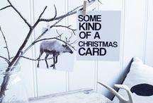 winter / christmas / by Malin Stålberg