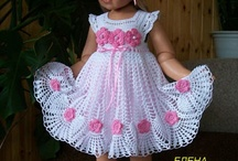 Crochet ~ Childrens Clothing / by Nina Riggs #1