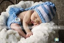 Photography - Newborns / by Melody Serrano (SnookySmiles Photography)