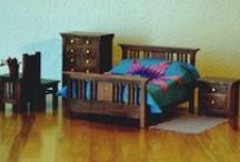 05. Mini bedroom tutorials / by Pauline Coombes