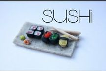03. Asian Food Mini DIY / Chinese, Japanese, Indian dishes  / by Pauline Coombes