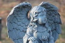 ANGELS WATCHING OVER / by Debbie Reid