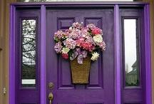 DOORS, WINDOWS & GATES / by Debbie Reid