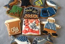 Biscuiteers Ice-Off 2013  / Take a peek at some of our favourite entries for the 'Biscuiteers Ice-Off' competition! If you would like to read all about it and enter your own icing masterpiece, skip along to our site http://www.biscuiteers.com/ice-off / by The Biscuiteers