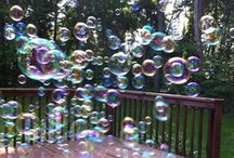 Bubbles / by Debbie Reid