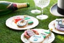 Hats on for Ascot / We love the races, but nothing beats getting dolled up for Ascot!  Biscuiteers is delighted to announce the launch of a beautiful new Ascot collection, designed in partnership with Ascot Racecourse. / by The Biscuiteers