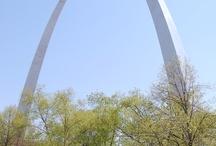 Saint Louis Area  / Restaurants, recipes, attractions / by Angela Auer