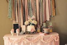 Sam's sweet 16 / Shabby chic sweet 16 Paris birthday party ideas  / by Amanda Williams