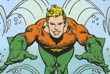 Comics: Aquaman / by Adrian Hawkins