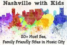 My Town To Do's / Nashville, Franklin, and surrounding areas of fun things to do, places to go as a family, on dates, etc. / by Natalie Hennes