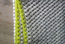 knit and crochet / None / by Lisa Blue