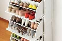 Must. Get. Organized. / Brilliantly organized, inspirational spaces to copy.  / by Liz Gray