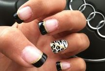 Nails, Nails, Nails :-) / by Patricia Sabella