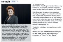 Kate Mulgrew News / by TK Webmaster