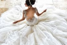 All Wedding Dresses Ever / Having started collecting all the wedding dresses I could find on one board, I now feel compelled to keep doing it. HOW MANY WEDDING DRESSES ARE THERE ON THE INTERNET? LET'S FIND OUT! / by Kristin P