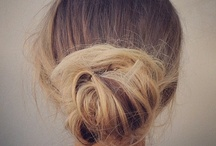 hair / by Taylor Simons
