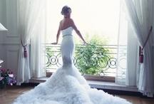 wedding dresses / by Taylor Simons