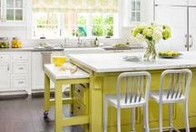 Make Space / Think there's no more room? Check out these clever solutions. / by Liz Gray
