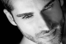 Beautiful People - Imported (male) Beauty / Gorgeous international men.   / by Jessica Rodriguez-Mullins