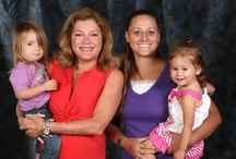 Kate with Fans / Photos of Kate Mulgrew with Fans - if you have photos to share please e-mail totallykate@gmail.com / by TK Webmaster