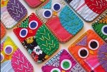 Sewing & Fabric Crafts / by Stella Yam
