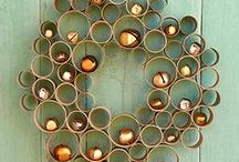 Holiday Decorations to Buy and DIY / by Liz Gray