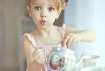 Tea Parties! / by Louella
