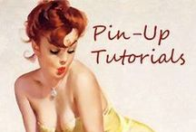 PIN UP BEAUTY / by Stacey Owston