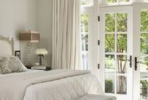 Decor, master bedroom ideas / by Shonna Dudar