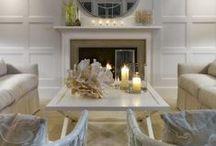 Decor, Living room redux / by Shonna Dudar
