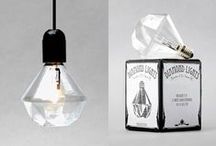 Unique Lighting Ideas / DIY ideas in the lighting realm! Create your own fixtures or art pieces. Or simply just get inspired and expand your crafting ideas. / by 1000Bulbs.com