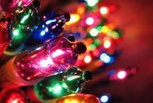 Christmas Lighting / We love the holidays! Light up your indoor and outdoor spaces with light strings and illuminated decor! http://www.1000Bulbs.com / by 1000Bulbs.com