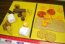 Geometry / Students will Identify and describe shapes, analyze, compare, create, and compose shapes. / by Charla Cosgray